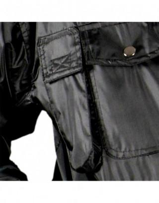 Koszulka bawełniana T-shirt czarna 180, LahtiPro L40205