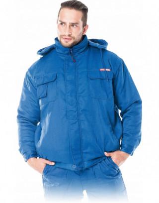Płaszcz przeciwdeszczowy z kapturem LahtiPro rozmiar uniwersalny M-XL