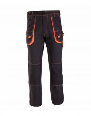 Buty robocze wysokie pomarańczowe PCW/GUMA, Beta 7328EA